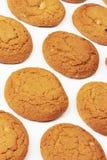 Cookie on white Royalty Free Stock Photos