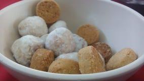 Cookies Stock Foto's