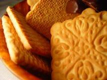 Cookies. Bread, batch, breakfast, meal, dessert, sweet Stock Photography