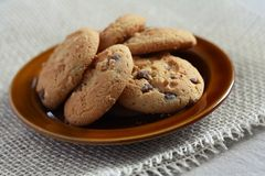 Cookies Royalty Free Stock Photo