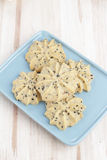 Cookies Stockbild