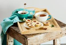 Cookies lizenzfreies stockbild