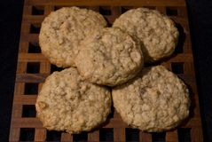 Cookies 11 imagens de stock royalty free