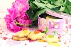 Cookies fotografía de archivo