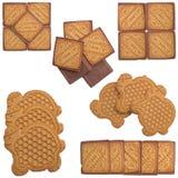 Cookies ilustração do vetor