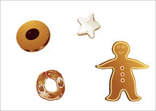 Cookies Vector Illustratie