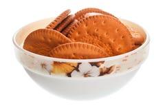 Cookies Fotografia de Stock Royalty Free