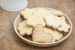 Cookies Imagens de Stock Royalty Free