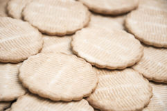 Cookies Foto de Stock Royalty Free