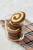 Cookies Fotografia de Stock