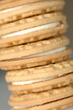 Cookies. Pile of cookies Royalty Free Stock Photography