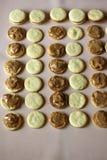 Cookies Stock Afbeelding