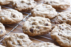 Cookies Fotografia de Stock Royalty Free