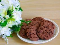 Cookies Royaltyfri Fotografi