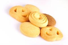 Cookies. Isolated Stock Image