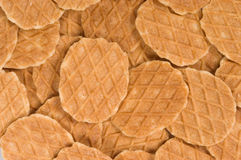 Cookies. Many sweet cookies background collage Royalty Free Stock Photo