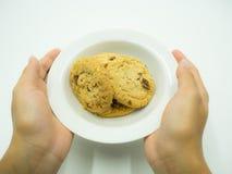Cookies Royalty-vrije Stock Fotografie