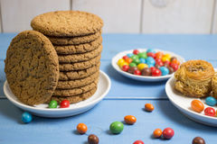 Cookies Foto de Stock