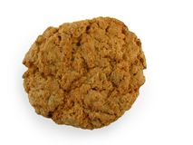 Cookies. Tasty  from oats Stock Photo