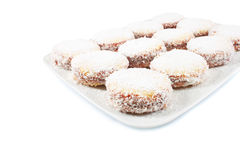 Cookies Alfajores Stock Photos