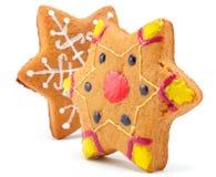 Cookies -Asterisks Stock Photo