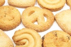 Cookies Background Stock Photo