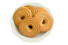 Cookies, biscuit Stock Image