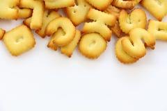 Cookies biscuit snack Stock Photo