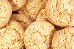 Cookies Biscuits stock images