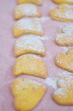 Cookies and biscuits Royalty Free Stock Images