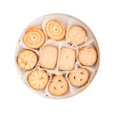 Cookies in a box Stock Photos