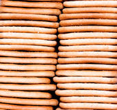 Cookies caseiros fotos de stock