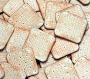 Cookies caseiros fotografia de stock royalty free