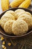 Cookies caseiros do  Orn de Ñ imagem de stock
