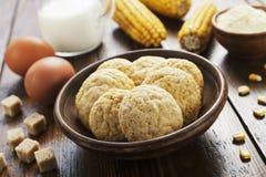 Cookies caseiros do  Orn de Ñ imagens de stock royalty free