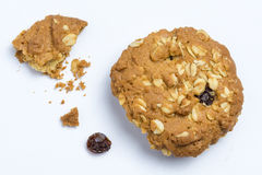 Cookies, cereals Royalty Free Stock Photo