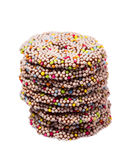 Cookies with chip Royalty Free Stock Photo