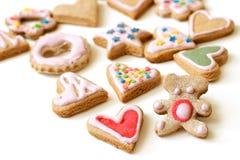 Cookies for Christmas homemade Stock Image