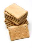 Cookies close up Royalty Free Stock Image