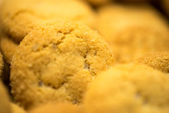 Cookies Closeup Royalty Free Stock Photo