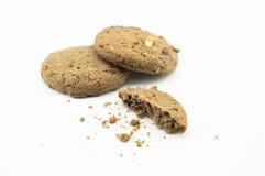 Cookies closeup Royalty Free Stock Photos
