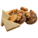 Cookies collection. Stock Photos