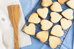 Cookies Cooling Royalty Free Stock Photos