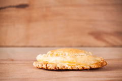 Cookies with cottage cheese Stock Images