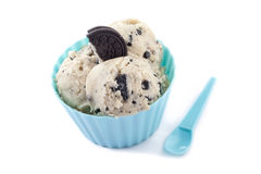 Cookies and cream Stock Photos