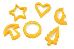 Cookies cutter Stock Image