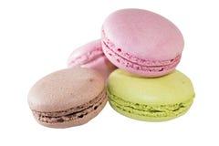 Cookies da merengue Imagem de Stock