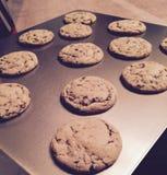 Cookies de Andes nata de menthe Fotografia de Stock