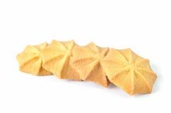 Cookies de Brown Imagem de Stock
