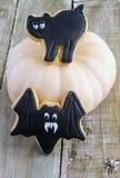 Cookies decorated Stock Photos